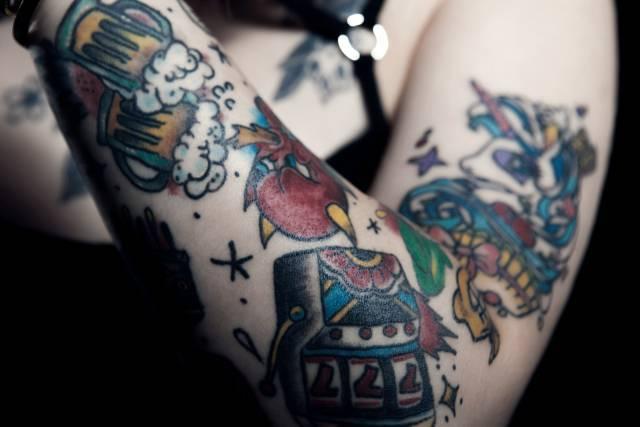 纹身派 | 人生的密码 第③波10位达人秀纹身
