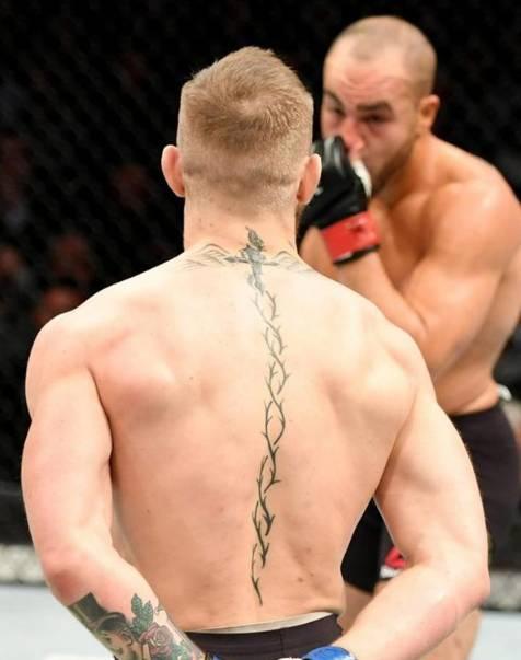 ufc嘴炮康纳的纹身:它们都有什么意义?嘴炮到底有多少