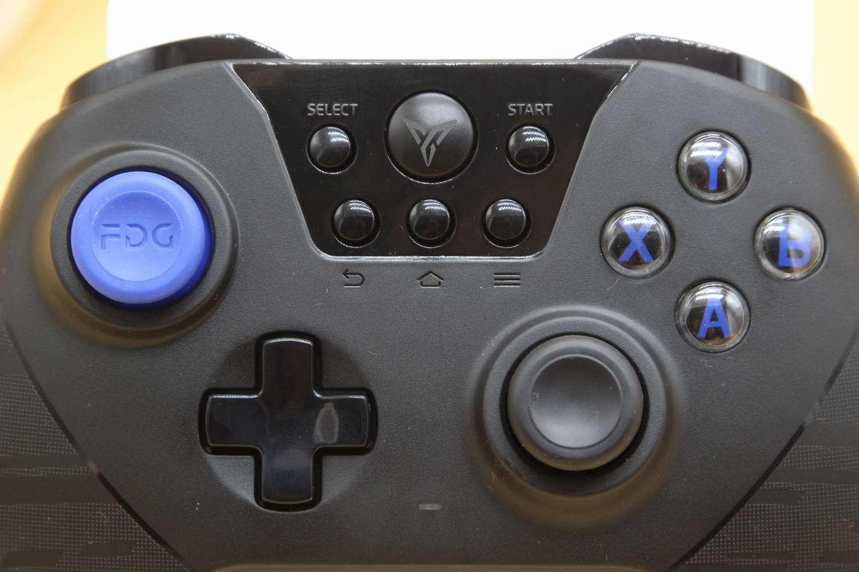 为玩家而制,为游戏而生:飞智黑武士x8 pro双模式体感手柄评测