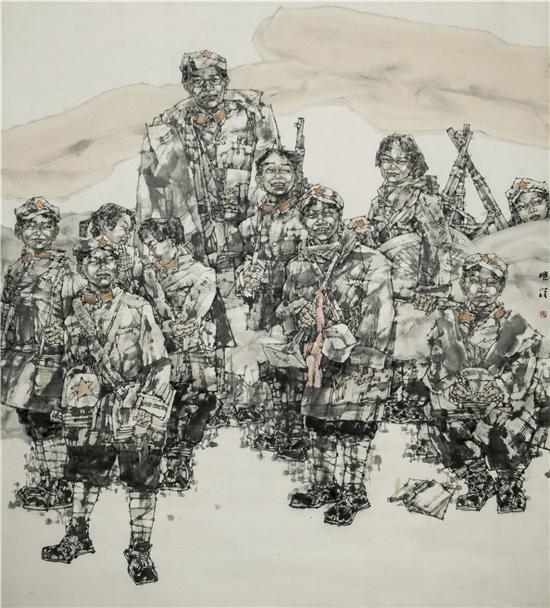 走进名家曹晓凌的国画艺术