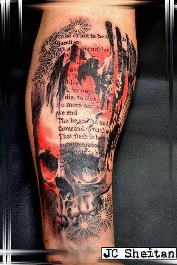 最酷纹身师