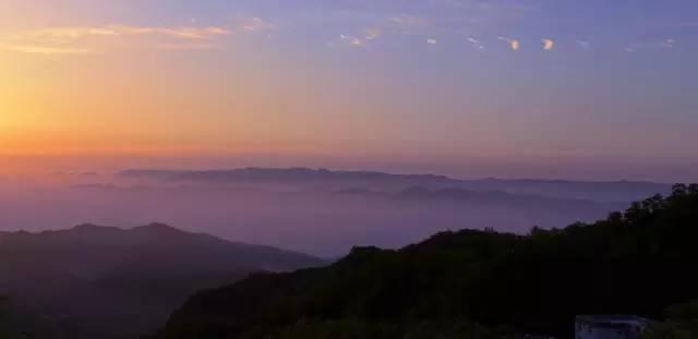 在万仙山和八里沟的交界,竟隐藏着太行山最美的风景!