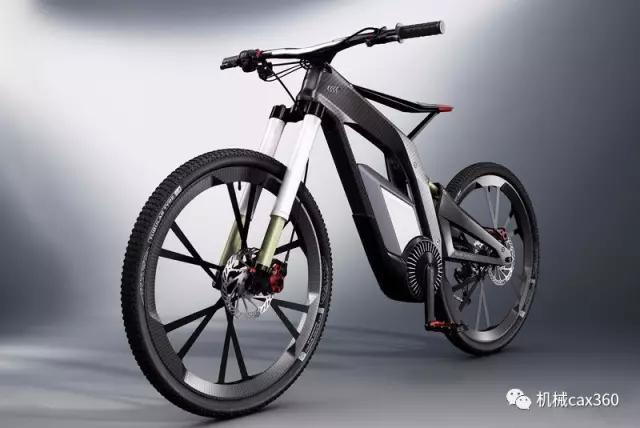 这真的是自行车,时速可达80km/h,快赶上汽车的速度了!