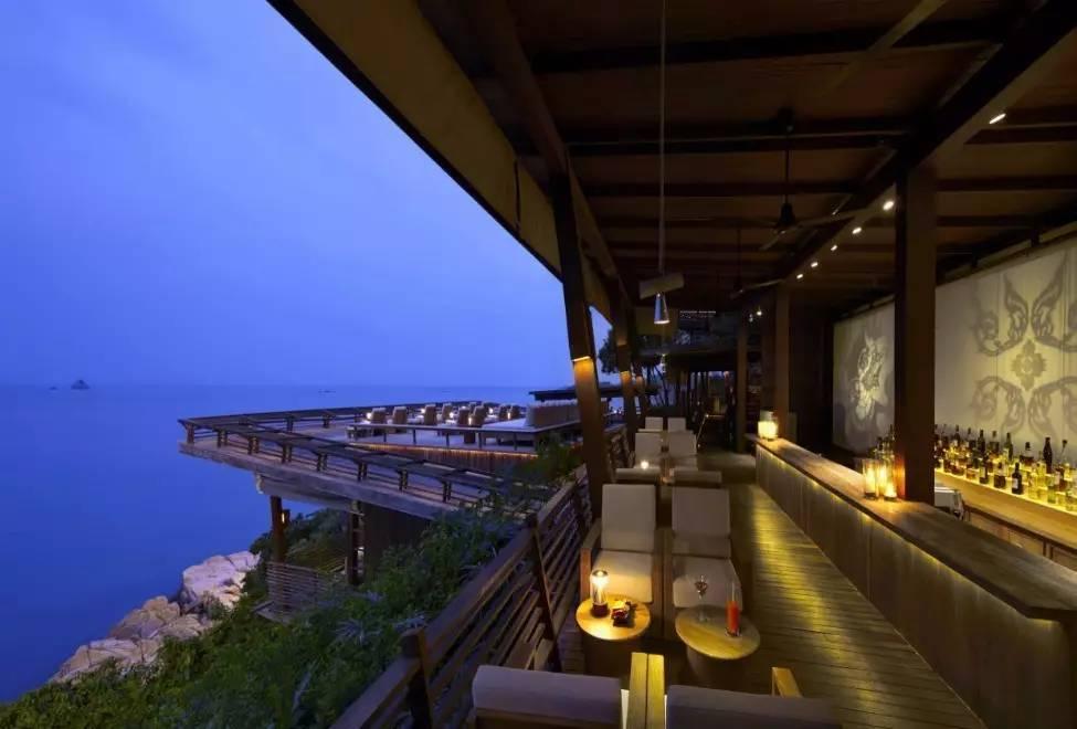 定制观察丨苏梅岛奢华酒店评测——水深火热中的那一股惬意和清爽