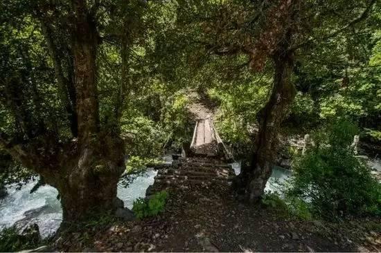 徒步雨崩是朝拜香格里拉最好的方式