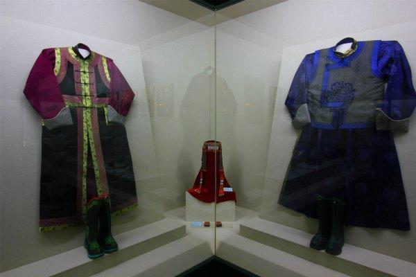 奇妙博物馆,走进苏尼特旗的前世今生