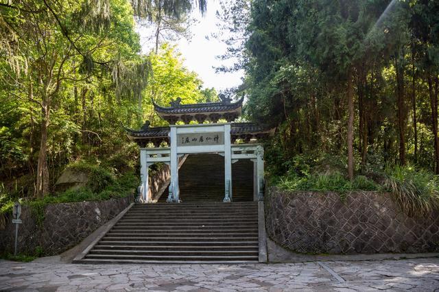 浙江有个神仙居住的地方,你知吗