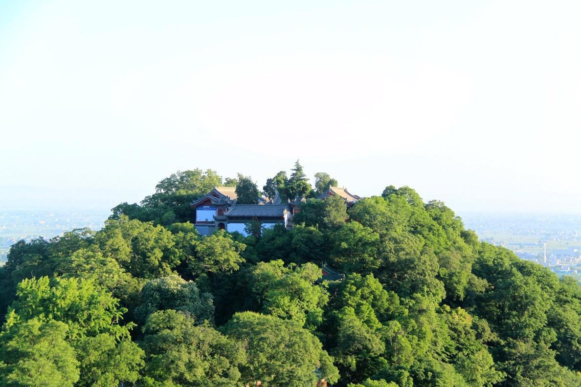 第一次听说!世界最大植物园竟藏在陕西