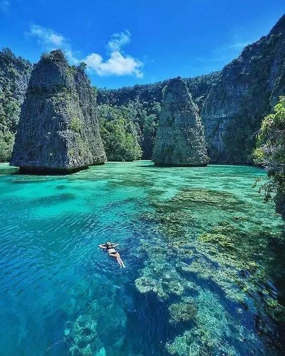 比巴厘岛美20倍,但这个秘境海岛仅1%人去过,每年只许30艘潜水船进入!