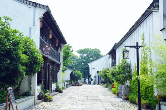 酒店︱去天天可观潮的江南古城,过大户人家生活