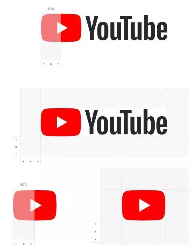 看看世界最大的视频网站youtube新logo长啥样?