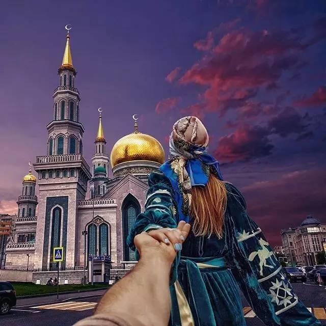 让我牵着你的手,走遍这个世界,带你一生幸福!