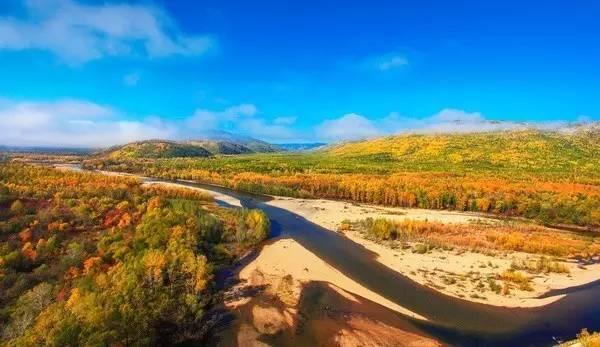 秋天最美的20个旅行地,每一个都是童话般的存在!