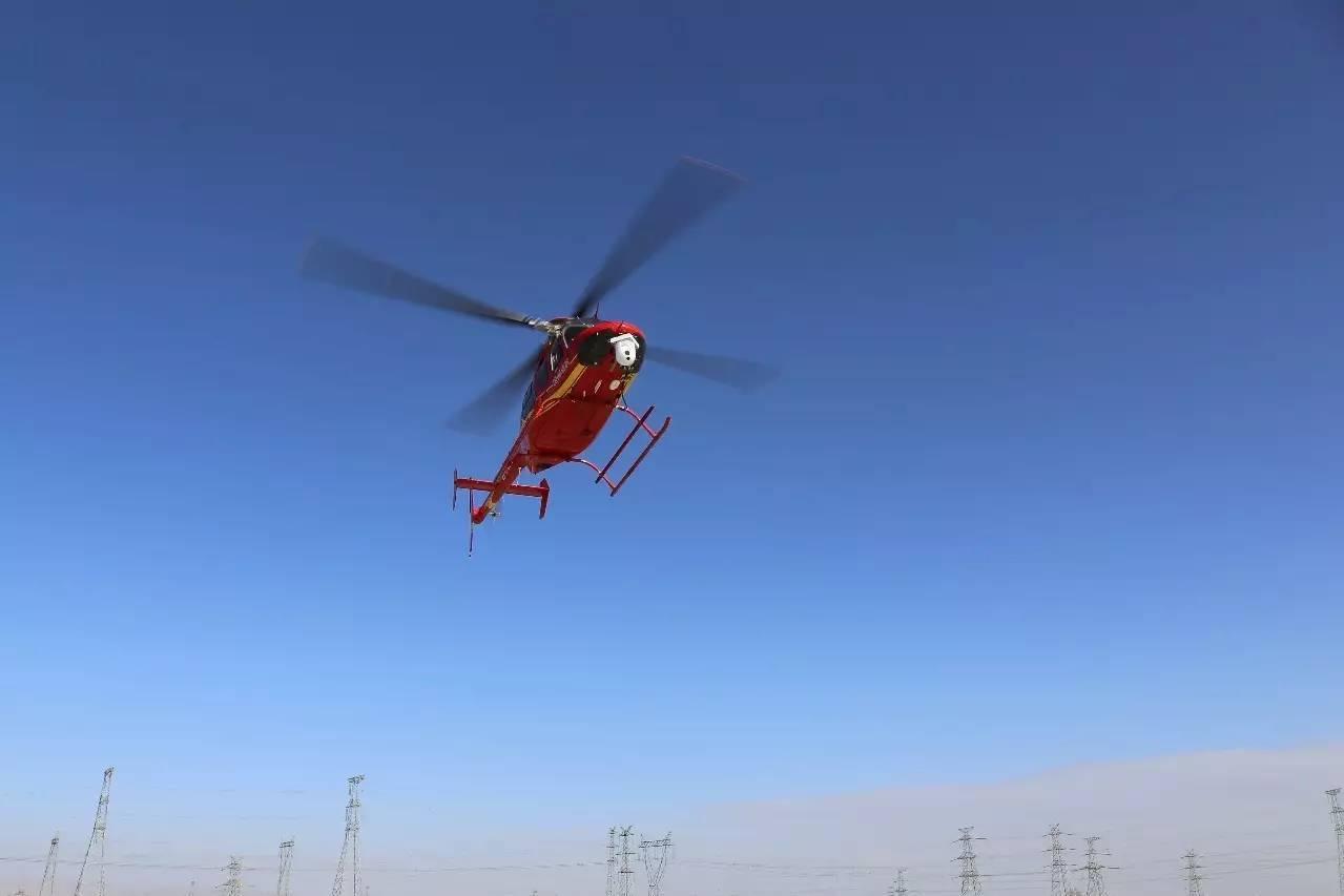 内蒙古超高压供电局全面应用航检技术 做好《联合国防?#20301;?#28448;化公约》大会保电工作