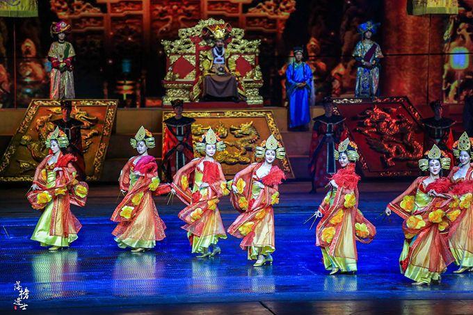 《宋成千古情》为何能成为世界演艺史上的传奇?