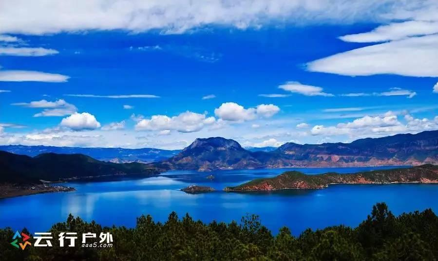 相约9月-11月泸沽湖最佳旅游季 格桑花与梦幻秋色的国度
