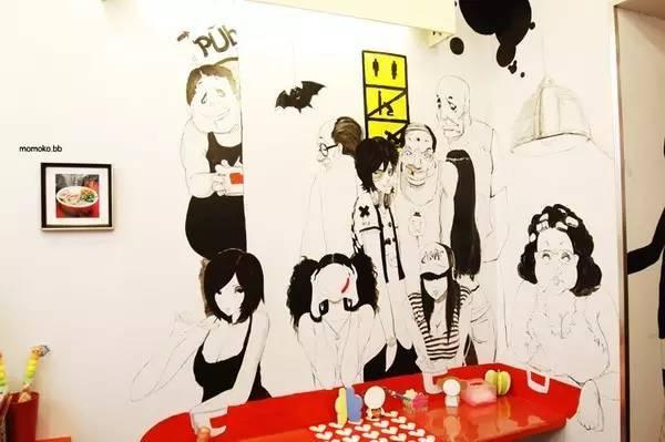 手绘墙 | 手绘的魅力