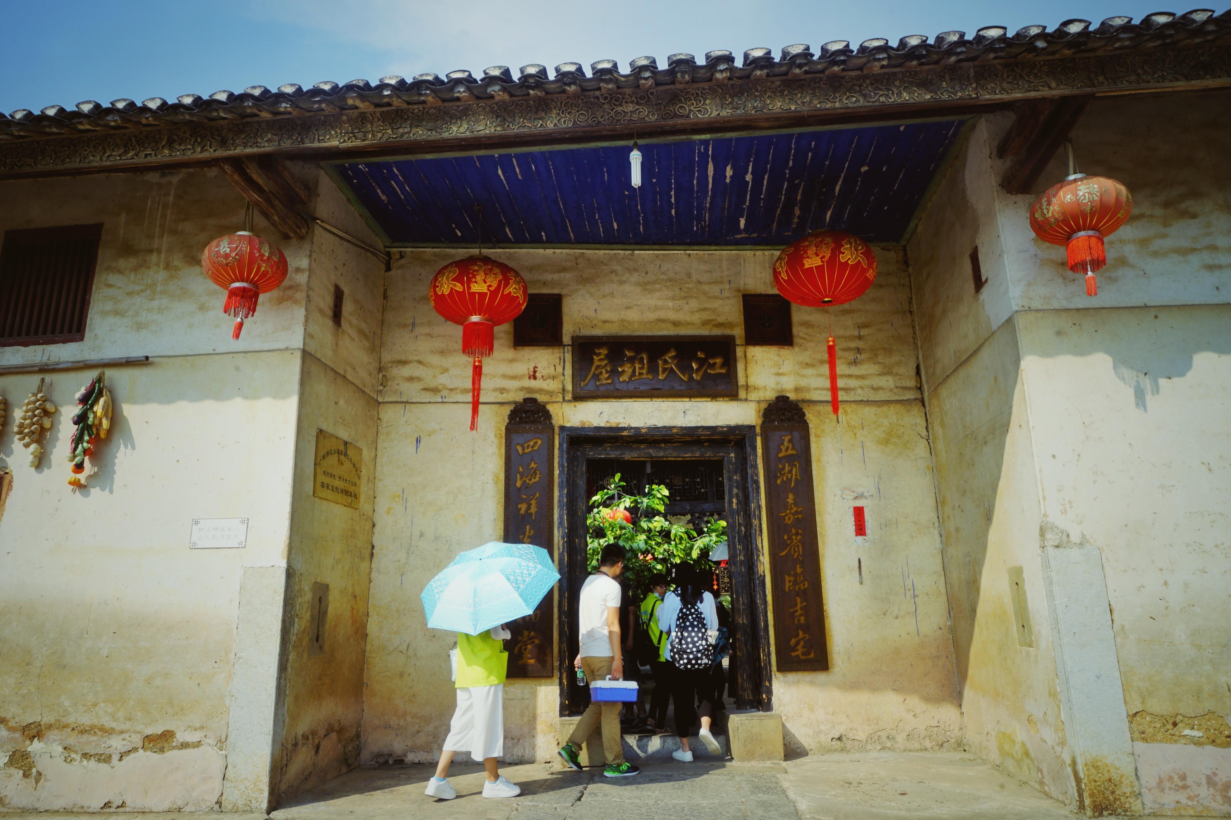 广西贺州客家围屋:设计如迷宫,迷路成了家常便饭!你敢来挑战吗?