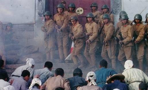 三里屯砍人_抗争时期邯郸发生的震惊冀东南平原的大屠杀 —— 张辉屯惨案