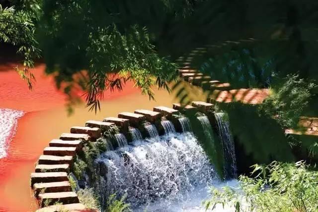 丹霞只有张掖有?!瀑布只有黄果树?!是时候带你认识这个隐秘小城了!