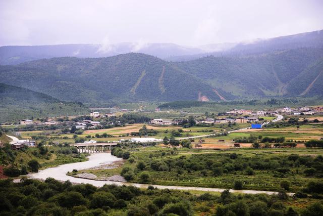 云南八月的原风景,不单是湖光山色