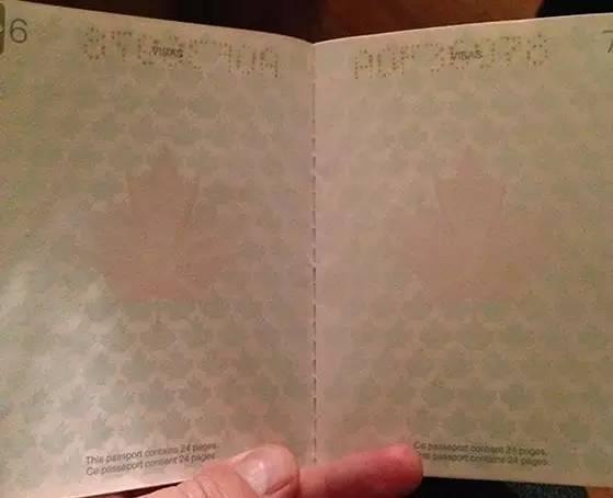 护照竟然隐藏的小秘密,99.9%的人都不知道!
