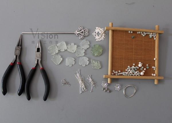 自制木簪子设计图纸