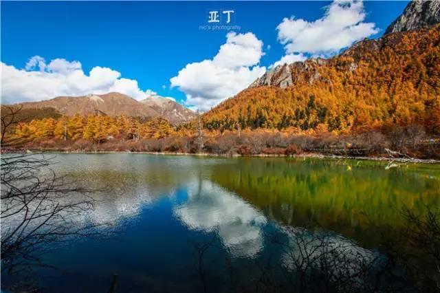 在最美的季节去稻城,看川西深处最后一片隐秘的净土!