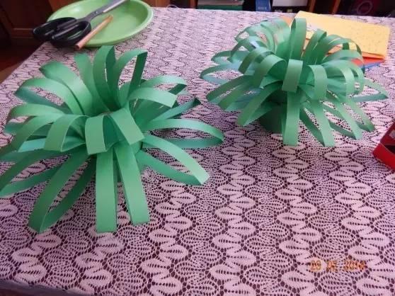 手工制作小树衣服