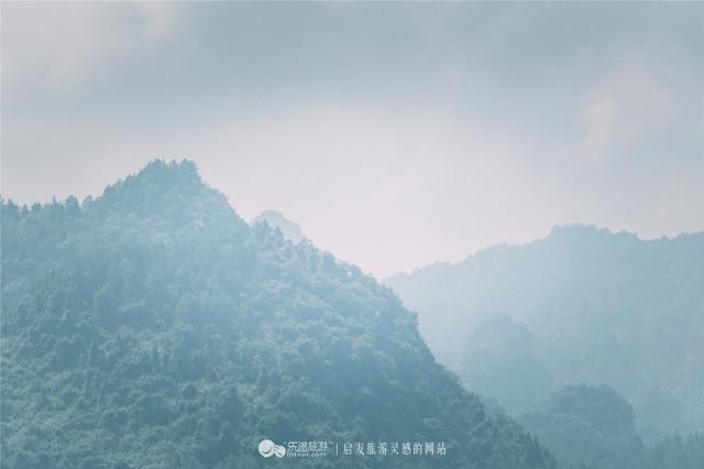 这里有大自然的秀美,更有居于山野的烟火气