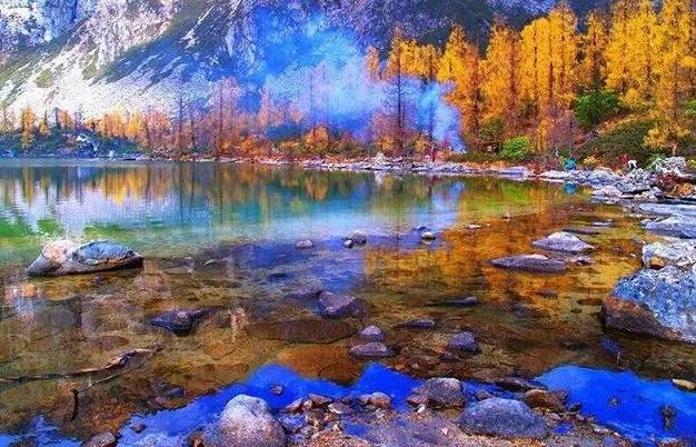 夏末初秋最美的旅行地,99%的人都不知道!