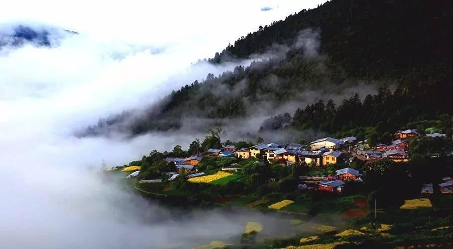 印度撤军!这个被非法越界的中国边境小县,原来这么美!