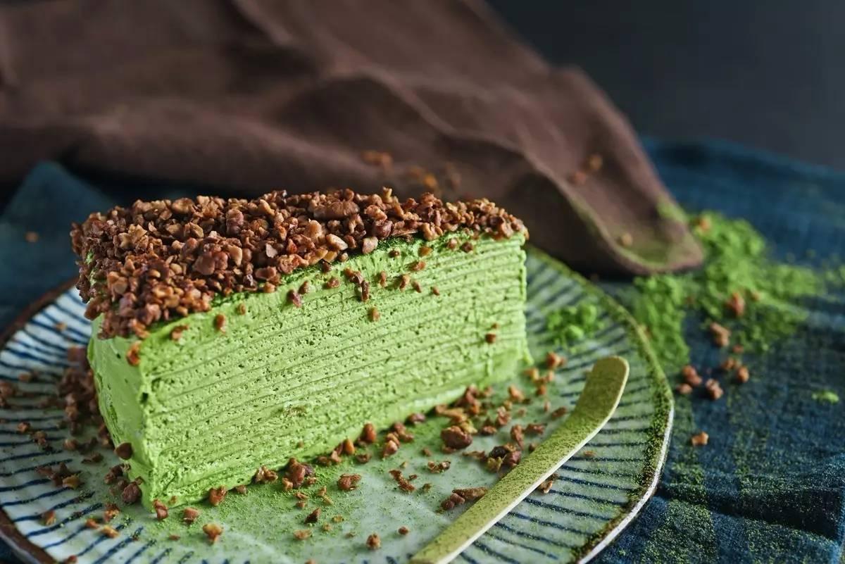 清欢 来一抹青绿,品尝一份天真无邪的味道