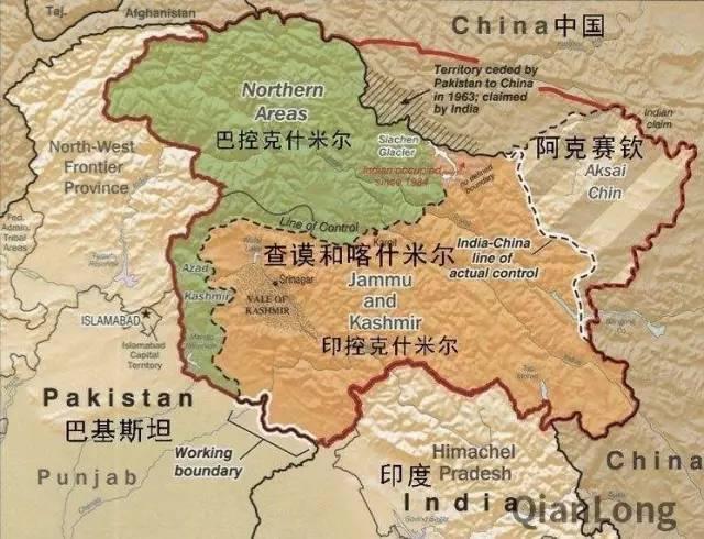 因此许多人认为以前中国在中印战争获胜后拥有非常荒凉的阿克赛钦而