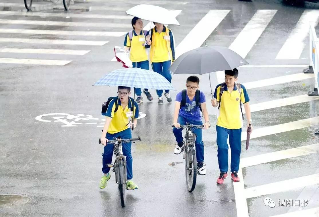 @揭阳车主:开学了,路上见到孩子请减速礼让,我呼吁,您接力!