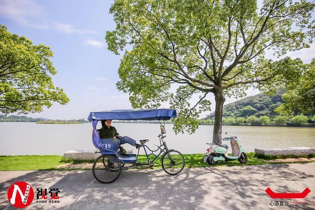 南宋时小西湖 现中国唯一山海湖全景