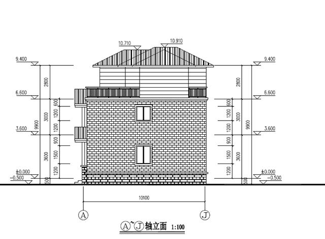 家庭房子设计图纸