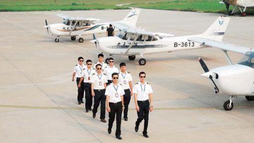 探寻更为高效科学的飞行员培训新模式