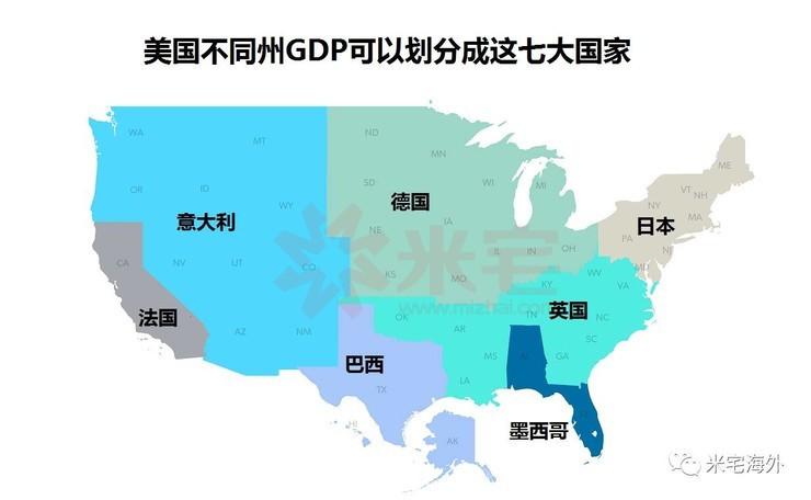 美国总gdp_美国是不是最伟大的国家 数据说了算