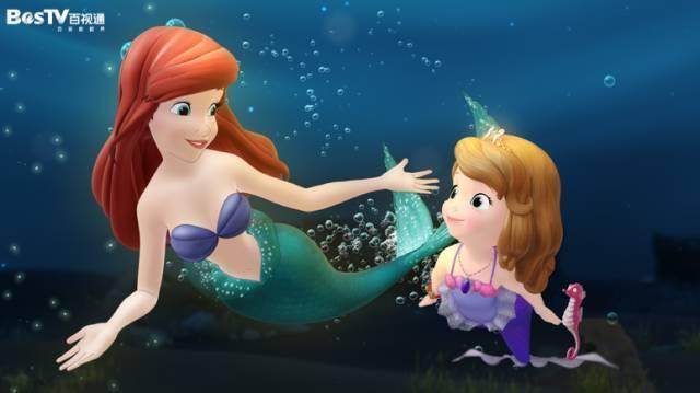 小公主苏菲亚 第二季在城堡中还有这样一群可爱的人们陪着苏菲亚一起成长,看看他们是谁
