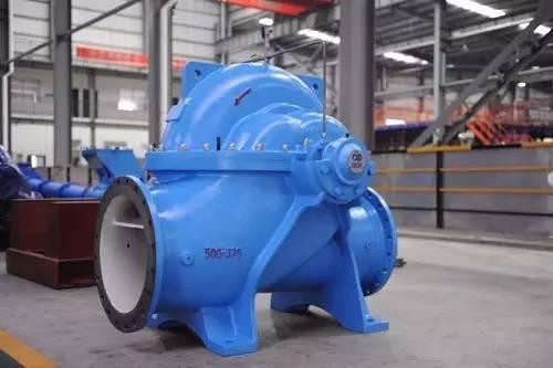 主要有全新研发设计的cps型高效节能双吸泵系列,hb/hk型立式斜流泵