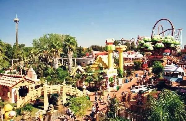《极盗车神》男主游乐园拍大片 ! 这十大世界著名游乐园你知道吗?