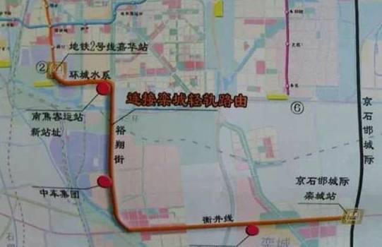 栾城区装备基地规划图