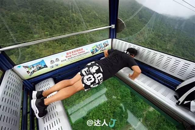 坐全球十佳缆车上山顶看大佛 | 这么Cool的体验你值得拥有!