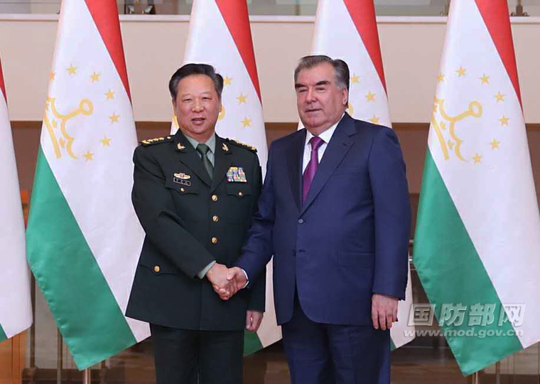 李作成任军委参谋长 冯丹宇任海军副司令员 印军洞郎撤军