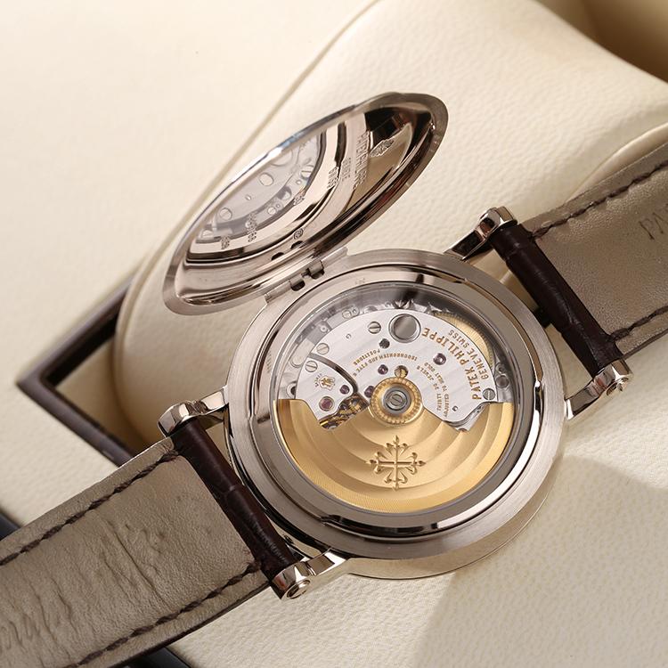 百达翡丽5159G手表Patek Philippe5159G白金腕表 常州哪里高价回收百达翡丽