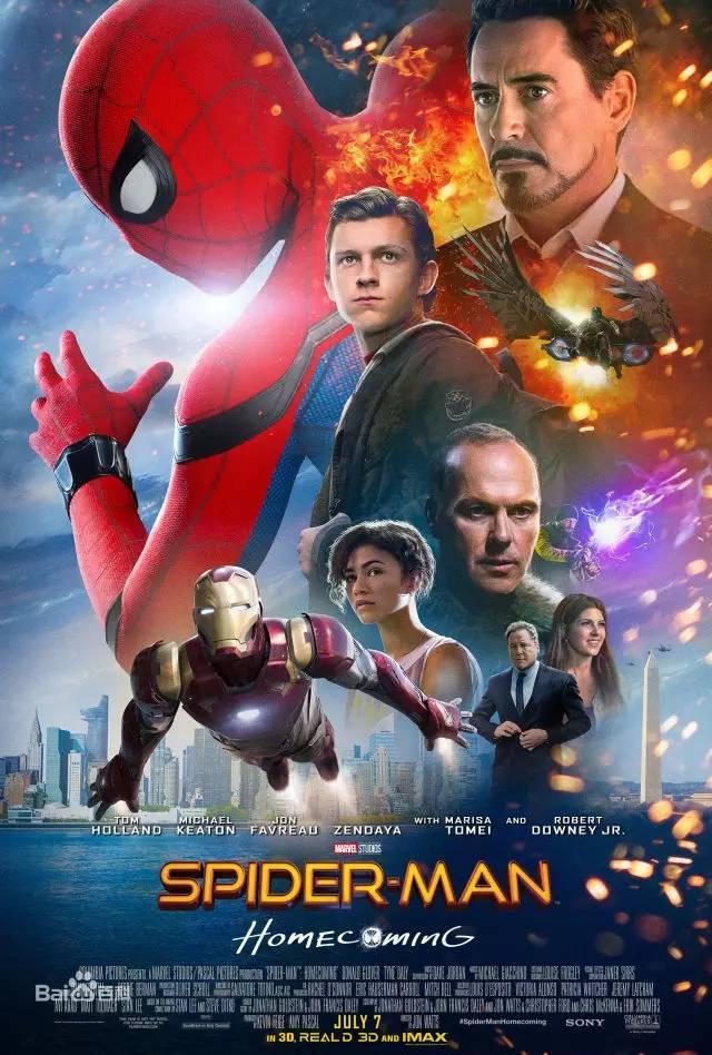 《蜘蛛侠:英雄归来》电影完整版在线观看 - 高清迅雷下载 -