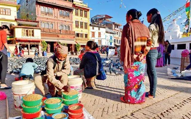 尼泊尔:立在天堂之上,喜马拉雅之下