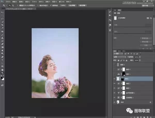 尸兄囹�a�c`�nm9l.9�_教你用photoshop调出小清新外景婚纱照