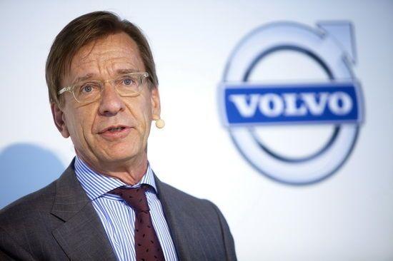 沃尔沃CEO表示2019年将在中国上市首款电动车